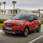 Opel Crossland X: combinación de innovaciones.