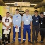 Centro Zaragoza acoge las pruebas finales del perfil de carrocería del XV Concurso Jóvenes Técnicos en Automoción