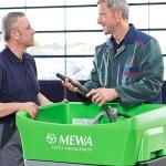 MEWA centra su gestión textil en la calidad, la sostenibilidad y la fiabilidad