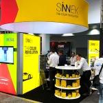 SINNEK se presenta en el mercado americano en SEMA SHOW 2018