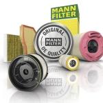 MANN-FILTER ofrece calidad OE 100% en todos sus productos