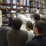 La UdG y Roberlo crean un simulador para mejorar la eficiencia logística