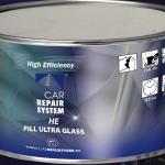Lanzamiento nuevas masillas High Efficiency Car Repair System