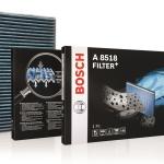 Filtros para el habitáculo Bosch: mayor seguridad y bienestar para los pasajeros