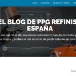 Nace el Blog de PPG Refinish