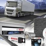 Bosch, la solución global para Vehículo Industrial