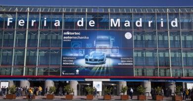 Galería de Innovación de Motortec Automechanika Madrid 2019