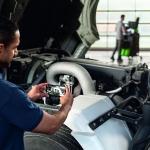 La nueva aplicación Visual Connect, traslada virtualmente a los expertos del Soporte Técnico de Bosch al taller
