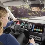 Una nueva dimensión: Bosch está preparando el camino para las pantallas 3D en los vehículos
