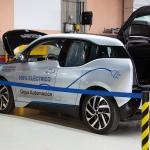 Manipulación segura de vehículos eléctricos e híbridos