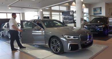 Los nuevos sistemas de asistencia al conductor de BMW