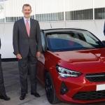 Arranca la producción del nuevo Opel Corsa en Zaragoza