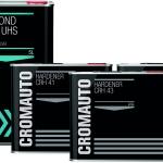 CROMAUTO lanza al mercado su nuevo barniz DIAMOND  4100 UHS