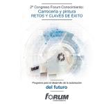 """Grupo Peña convoca su """"2º Congreso Forum Conocimiento"""" dedicado a la carrocería"""