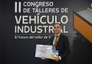 Besa es premiada por los profesionales del sector del vehículo industrial como marca referente en la categoría de barnices