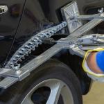 Reconformado de panelería en carrocerías