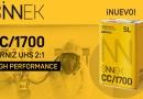 Sinnek presenta CC/1700, su nuevo barniz UHS de alto rendimiento