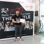 R-M® anuncia el ganador de la final nacional del Best Painter Contest en España.