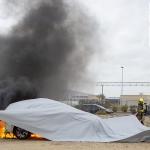 Innovación a prueba de fuego: manta ignífuga Fire Blanket