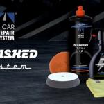 Nuevo sistema de pulido de Car Repair System