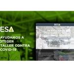 Besa lanza una iniciativa para ayudar a los talleres a protegerse contra el COVID-19