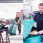 Los paños de limpieza reutilizables MEWA contribuyen a la seguridad de los empleados