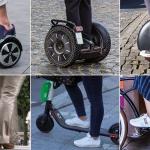 Vehículos de Movilidad Personal (VMP)