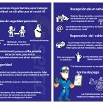 Grupo Serca crea un manual de seguridad básica descargable, para la vuelta al taller.