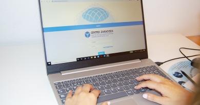 Centro Zaragoza impulsa su formación online