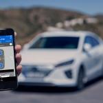 Climatización del vehículo desde el smartphone