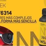Promoción SINNEK: 4X3 en el barniz UHS CC/1700 de alto rendimiento