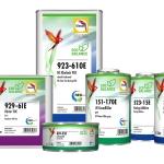 Los dos nuevos colores de imprimaciones aparejo Eco Balance hacen que el sistema UV sea aún más eficiente.