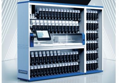 MoonWalk®. La gran innovación de PPG para la sala de mezclas