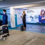 El aeropuerto de Stuttgart se prepara para recibir al aparcamiento sin conductor