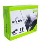 Safe Side, sistema de detección de ángulo muerto desarrollado por VALEO