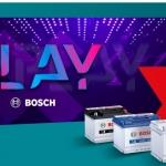 """Lanzamiento de la exclusiva campaña de baterías """"Play Bosch"""""""