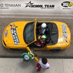 BG Products se suma a la escuela de jóvenes pilotos Racing Talents School Team