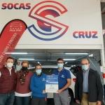 Socas Cruz, taller de la red Five Star de Cromax®, certificado por Centro Zaragoza