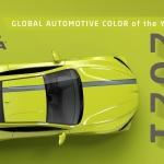 Axalta anuncia el color del año 2021 para automoción: ElectroLight