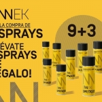 SINNEK lanza la promoción 9+3 en su gama de sprays