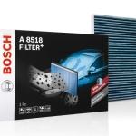 Amplia gama de filtros para el habitáculo Bosch para vehículos eléctricos