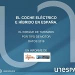 """Informe """"El coche eléctrico e híbrido en España. Datos 2019"""""""