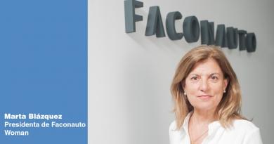Entrevista a Marta Blázquez, Presidenta de Faconauto Woman