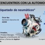"""MOTORMEETINGS by Motortec presenta el Webinar """"El nuevo etiquetado de neumáticos"""""""