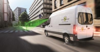 Seguridad para furgonetas comerciales 2021