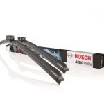 Bosch mejora su limpiaparabrisas Aerotwin
