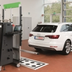 Equipo DAS 3000 de Bosch: rápido y eficiente