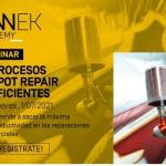 Webinar SINNEK: procesos Spot Repair eficientes