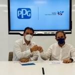 PPG renueva su acuerdo de colaboración con el Motor & Sport Institute