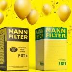 MANN-FILTER cumple 70 años con orgullo al analizar su evolución